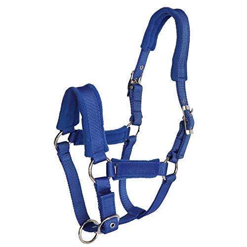 M.Z.A Verstelbare Hoofdkraag voor Paard Paard Paardenhoofd Kraag Halter Hoofdstel Paard Rijuitrusting Halter Paard Accessoires, Geschikt voor 1.3-1.4m Paarden