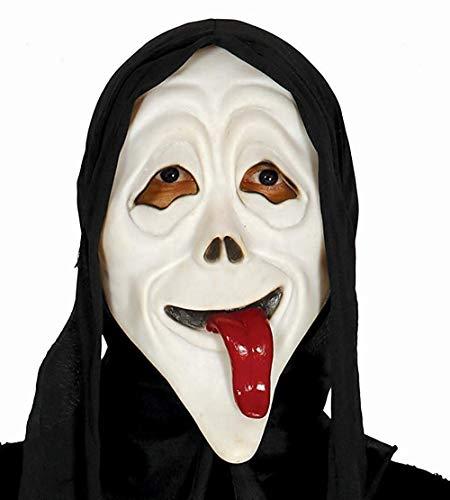 Guirca Der Schrei Halloweenmaske die freche Kapuzenmaske