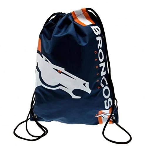 NFL Denver Broncos Sportbeutel Gym Bag