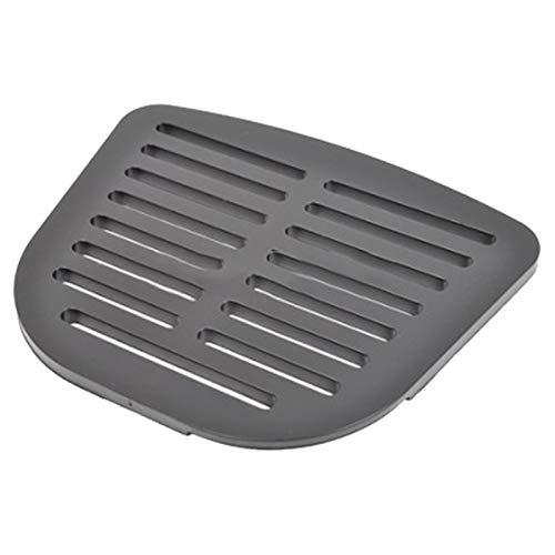 Spares2go filtre Distributeur d'eau pour réfrigérateur Grille plaque pour réfrigérateur congélateur Beko (Piano Black)