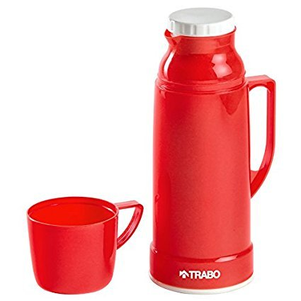 Contenedor térmico 300 cc 500 cc 1000 cc para bebidas + vaso...