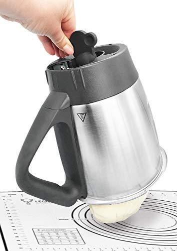 Leckerhelfer automatisch lecker Teigdreher - Smart/Innovativ - Teiglöser - passend für Thermomix® TM5/TM6