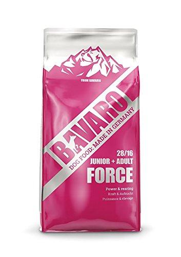 Josera Hundefutter BAVARO Force, 1er Pack (1 x 18 kg)