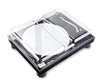 Decksaver Protective Cover for Technics SL-1200/1210 and Pioneer PLX-1000