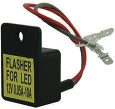 LED Flasher Unit - 12V Warning Lights Case IH 2388 7130 1666 7230 7120 2366 1660 1688 1680 1640 2166 2188 International 786 1480 886 1460 1086 1586 3688 986 3288 1440 3088 1486 McCormick Versatile