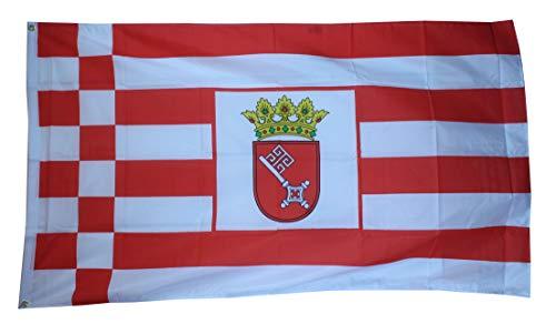 Brême drapeau 90 x 150 cm