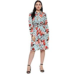 Lastinch Twisted Shirt Dress