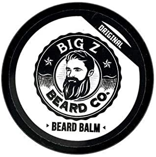 Big Z Beard Co. - Original Beard Balm (100g)