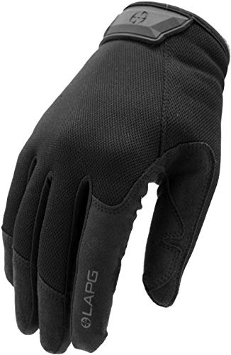 LA Police Gear Core Shooting/Patrol Glove Black-2XLarge