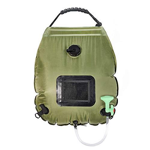 Achort Camping Shower Bag, 20L Solar Shower Bag, Portable Solar Heated...