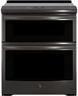 ge profile 30 slide in double oven