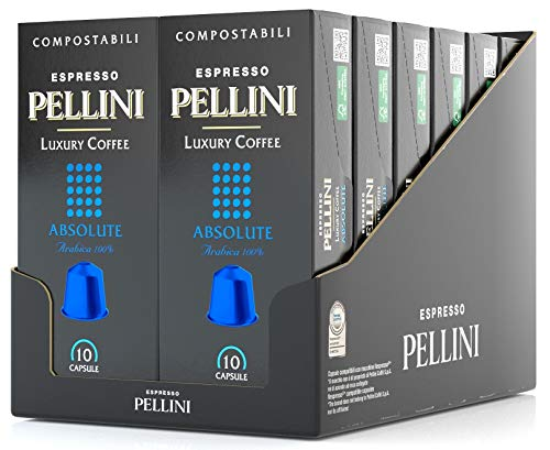 Pellini Caffè - Espresso Pellini Luxury...