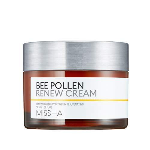 ミシャ ビーポーレン リニュー クリーム/MISSHA Bee Pollen Renew Cream 50ml [並行輸入品]