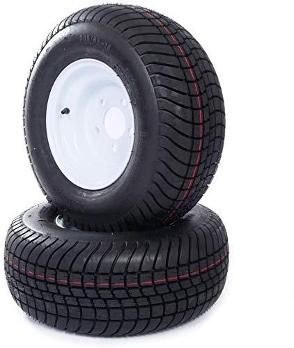 10 trailer tires - 6