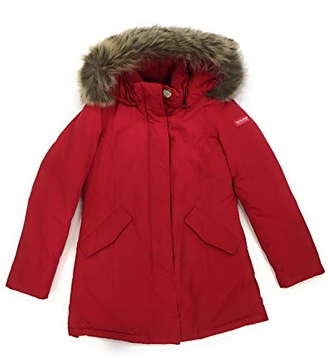 WOOLRICH JOHN RICH & BROS. Piumino Arctic Parka Rosso WKCPS1973CN03 Rosso 14A/44