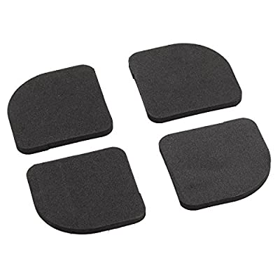 Vibration Dampener Vibration Dampener Anti-Vibration Rubber Mat for Washing Machines and Tumble Dryers