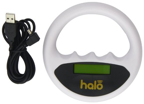 Pet Technology Store Halo Microchip Escáner, Blanco