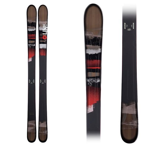 Prophet 85 186 + Baron by LINE Skis