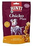 Rinti Extra Chicko Plus Käsewürfel mit Huhn,12er Pack (12 x 80 g)