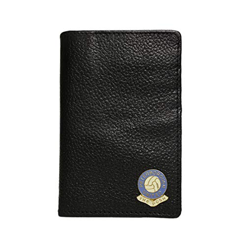Peterborough United Football Club Leather Credit Card case