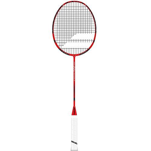 Babolat S-Series 700 Strung Badmintonschläger verschiedene Farben, Größe:L3;Farbe:rot