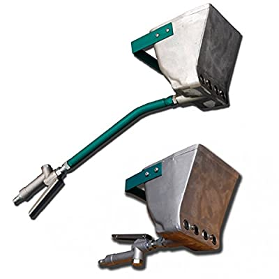 Stucco Sprayer - 4 Jet Wall Sprayer - Made in the USA - One Year Warranty - Finish the job faster