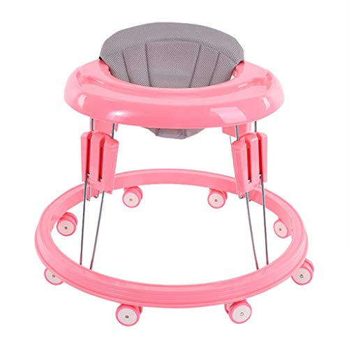 Fasclot Baby Walker Multifunctional Anti-Rollover Walker for Baby Stroller