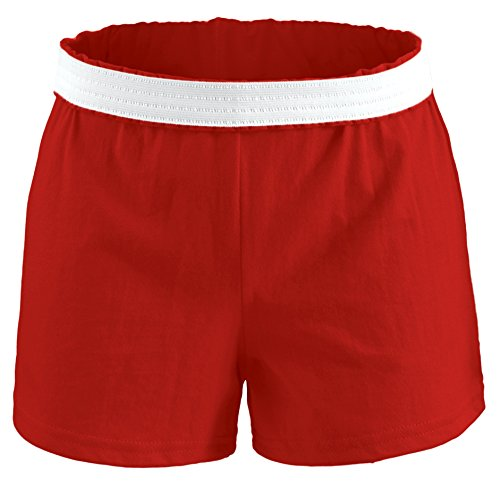 (M037) Soffe Cheer Short Rot Adult S (Size 4-6)