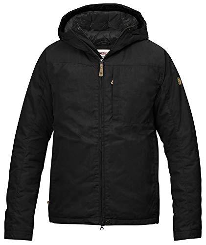 FJÄLLRÄVEN Kiruna Padded Jacket M Veste de Sport Homme, Black, FR : S (Taille Fabricant : S)
