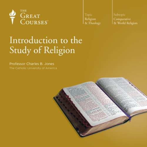 Introduction to the Study of Religion cover art