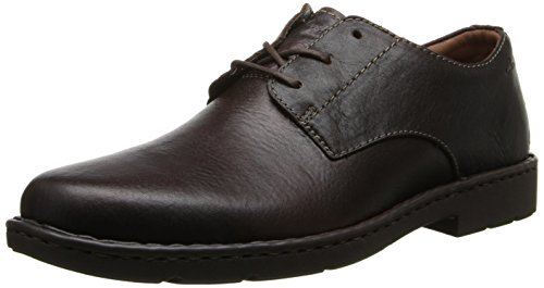 Clarks Men's Stratton Way, Brown, 13 W US