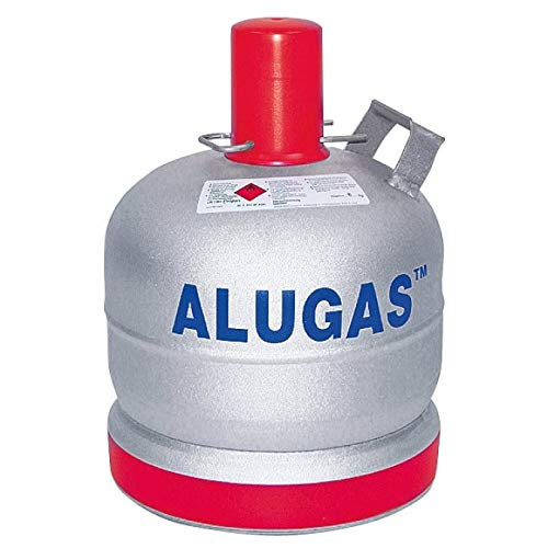 Gasflasche Alu 6 kg - leer
