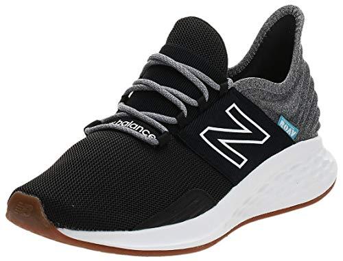 new balance Men's Fresh Foam Roav Boundaries Light Aluminum Running Shoes-9 UK (43 EU) (MROAVTK)