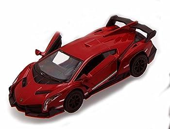 Lamborghini Veneno 1/36 Red by Collectable Diecast