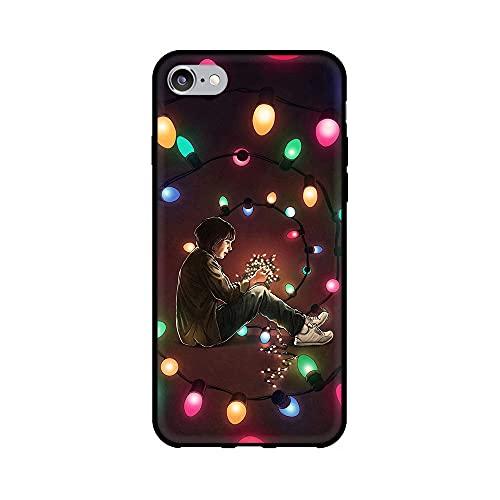 通用 iPhone 5 Funda iPhone 5S Funda iPhone SE Funda Carcasa Silicona Piel Antigolpes TPU Protectora Suave Case Cover para Apple iPhone 5 / iPhone 5S / iPhone SE (GG5)