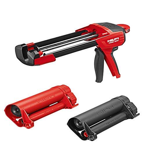 Hilti 3498314Manual dispenser HDM 500 + black/red cartr