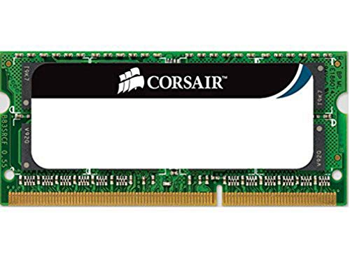 Corsair CM3X4GSD1066 XMS3 4GB (1x4GB) DDR3 1066 Mhz CL7 Performance Notebook  Memory