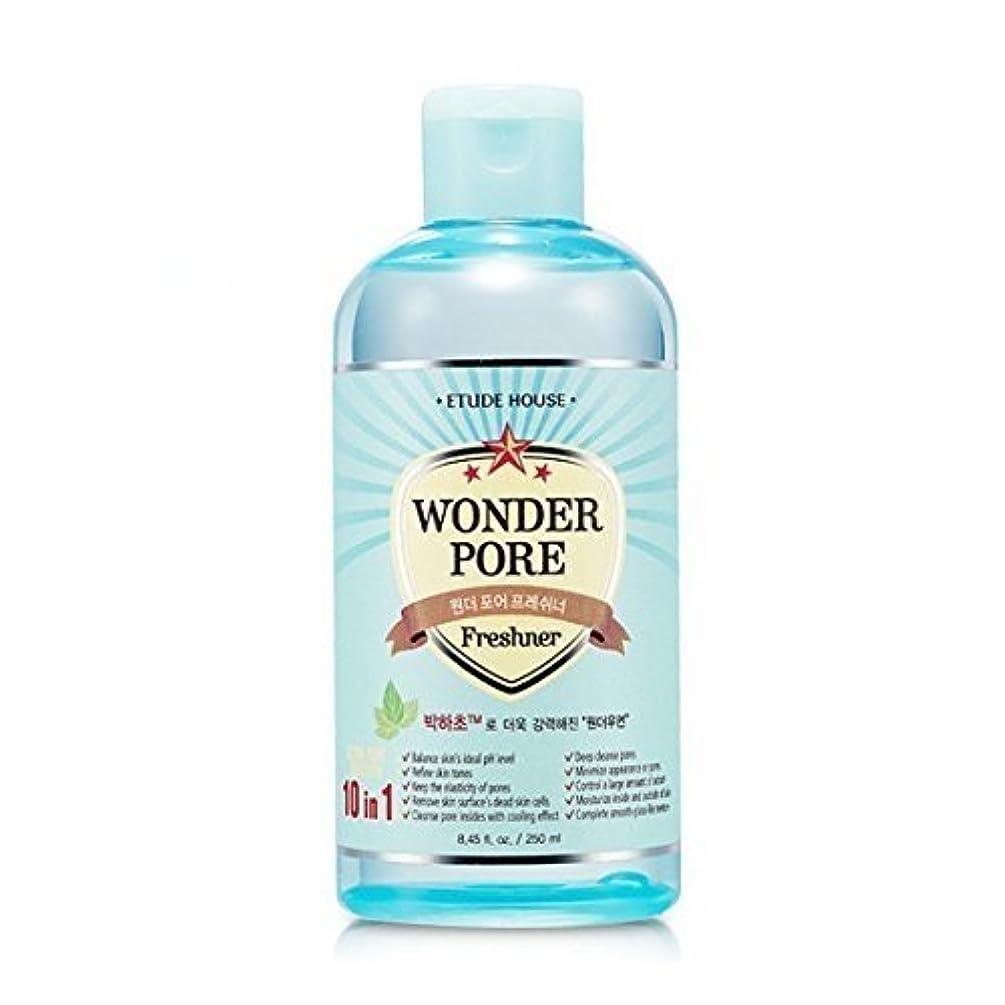 曲がった化粧土エチュードハウス ワンダー?ポア?フレッシュナー 化粧水 (500ml) / ETUDE HOUSE Wonder Pore Freshner [並行輸入品]