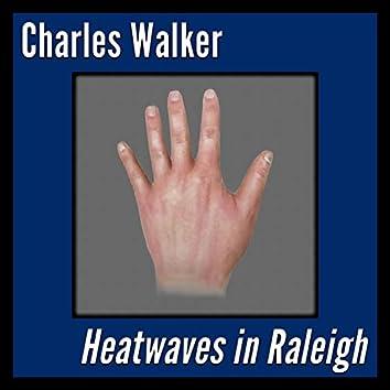 Heatwaves in Raleigh