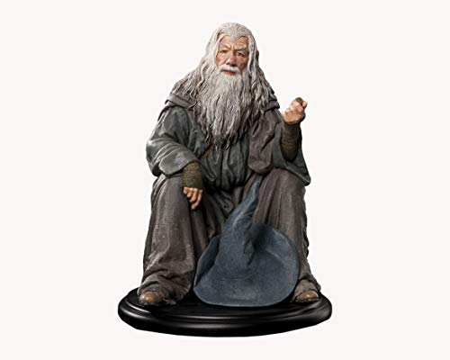 Weta WETA0031 Statue Sammelfigur Lord of The Rings, Gandalf, Mehrfarbig, Standard