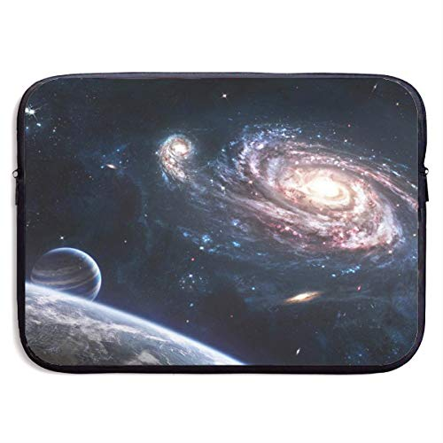 Milkyway Earth Fashion Waterproof Laptop Sleeve 13 Inch, 15inch, Business Briefcase Protective Bag, Works with Any Brand of Laptop.