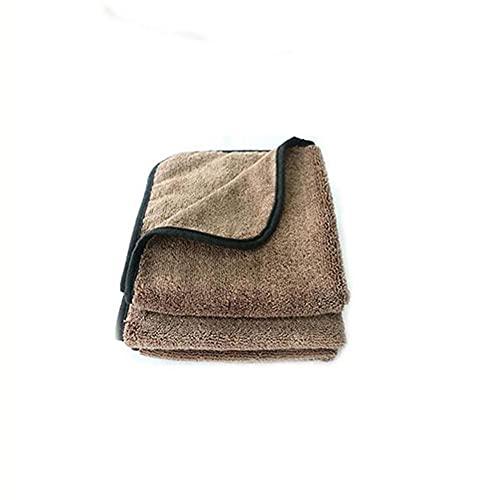 QWSNED Toallas,Paño de limpieza de microfibra súper absorbente,Toalla de hogar de vidrio limpio,Cuidado de lavado de coches,Toallas de microfibra para detalles de coches