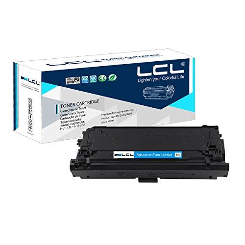 LCL Remanufactured Tonerkartusche 508X 508A CF361A CF361X 9500 Seiten (1 Cyan) Ersatz für HP Laserjet M552dn M553dn M553n M553x
