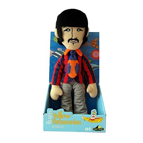 Générique 408080 – Peluche Beatles Ringo (30 cm)