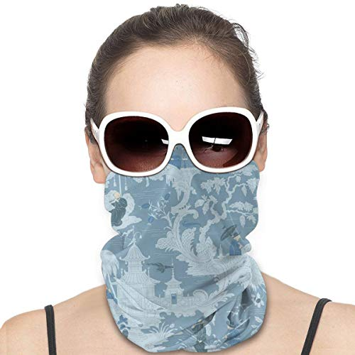 Go Fishing Windproof - Protector de cara multiuso para la cabeza, pasamontañas