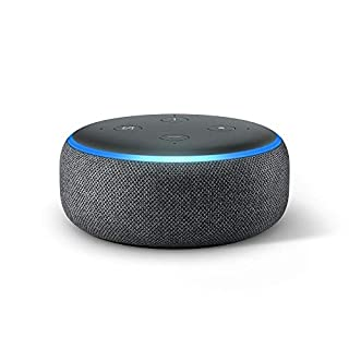 Echo Dot (3rd Gen) - Smart speaker with Alexa - Charcoal Fabric (B07PJV3JPR) | Amazon price tracker / tracking, Amazon price history charts, Amazon price watches, Amazon price drop alerts