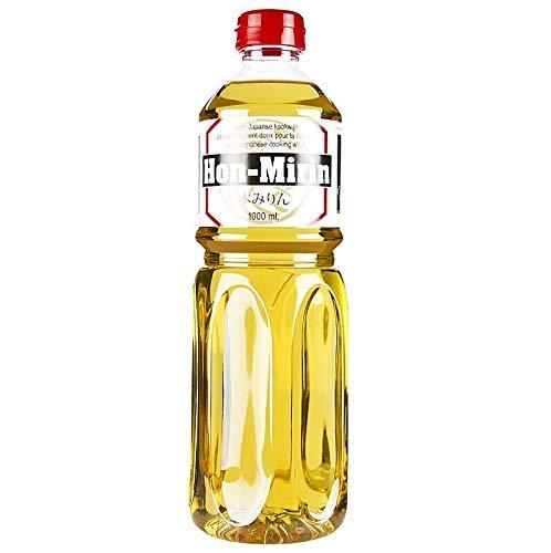 Hon-Mirin Mirin - süßer Reiswein, alkoholisches Würzmittel, 1 l