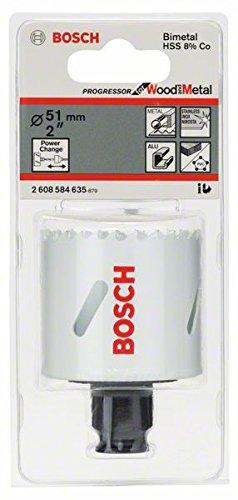 Preisvergleich Produktbild Bosch Professional Lochsäge Professionalgressor (für Power-Change-Adapter,  Ø 51 mm)