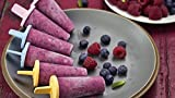 LYWUSUZE Adulte Puzzle 1000 Pièces Bois Puzzle Violet Popsicle Blueberry Adulte Jeu Enfant Jouet Créatif Art Accueil Décoration Unique Cadeau