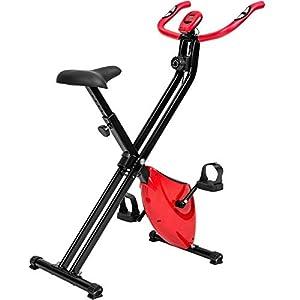 FYTTER Bicicleta Estática Racer Ra-02B Gris: Amazon.es: Deportes y aire libre